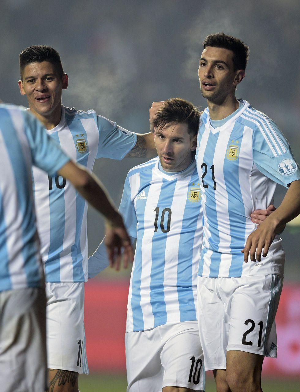 Messi fue nombrado MVP por cuarta vez en cinco partidos