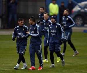 Equipo de argentina de fútbol
