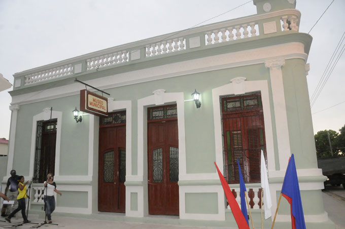 Museo Caballería de Guá, en Campechuela
