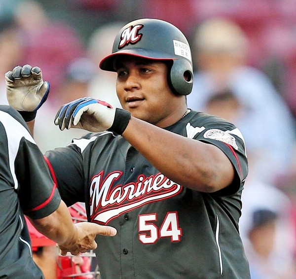 Despaigne regresó al line up de los Marineros