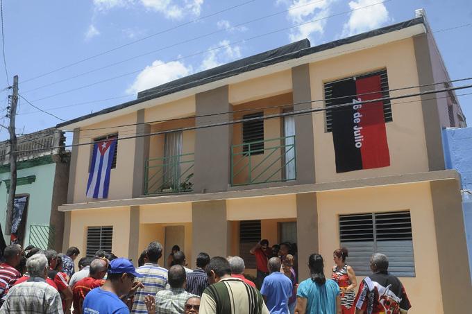 Inauguran en Bayamo obras como saludo al 26 de Julio