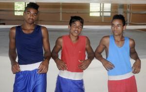 Boxeo, escolar, Granma