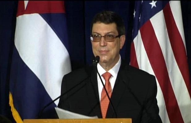 Discurso del Ministro de Relaciones Exteriores de la República de Cuba, Bruno Rodríguez Parrilla, en la ceremonia de reapertura de la Embajada de Cuba en los Estados Unidos