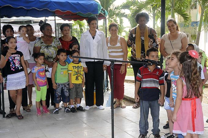 Círculo Infantil, Bayamo