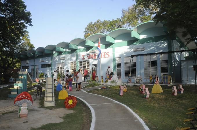 Círculo infantil, Manzanillo