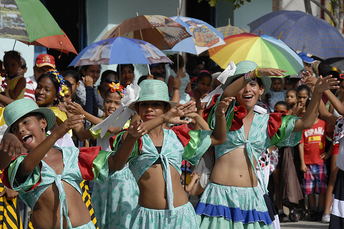 Carnaval Infantil, Bayamo