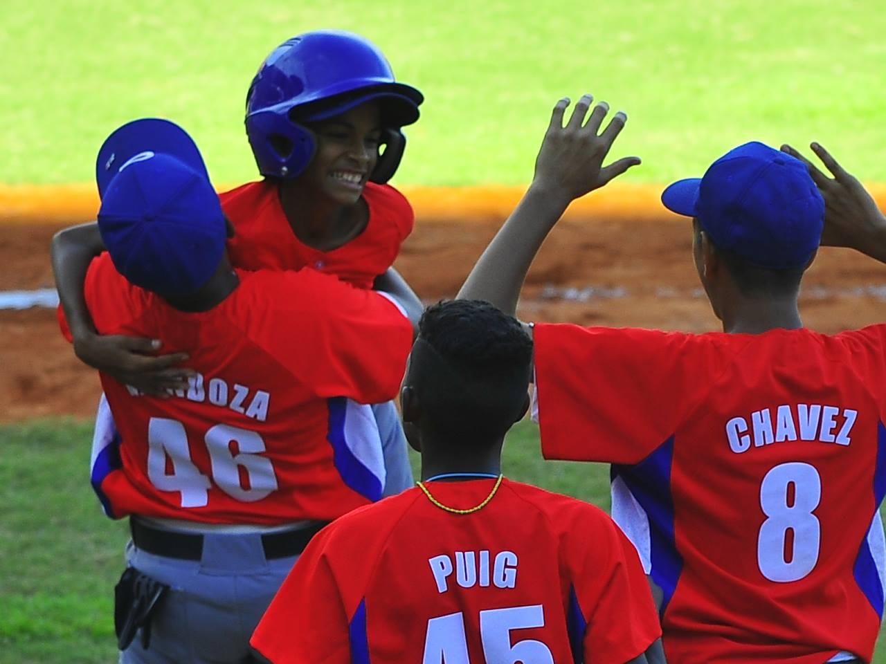 Cuba Copa Mundial Sub 12