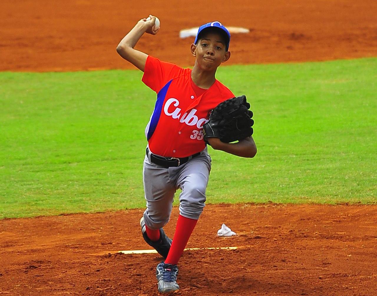 Cuba clasificó segundo para la siguiente ronda del Mundial Sub 12