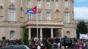 Embajada cubana en Estados Unidos