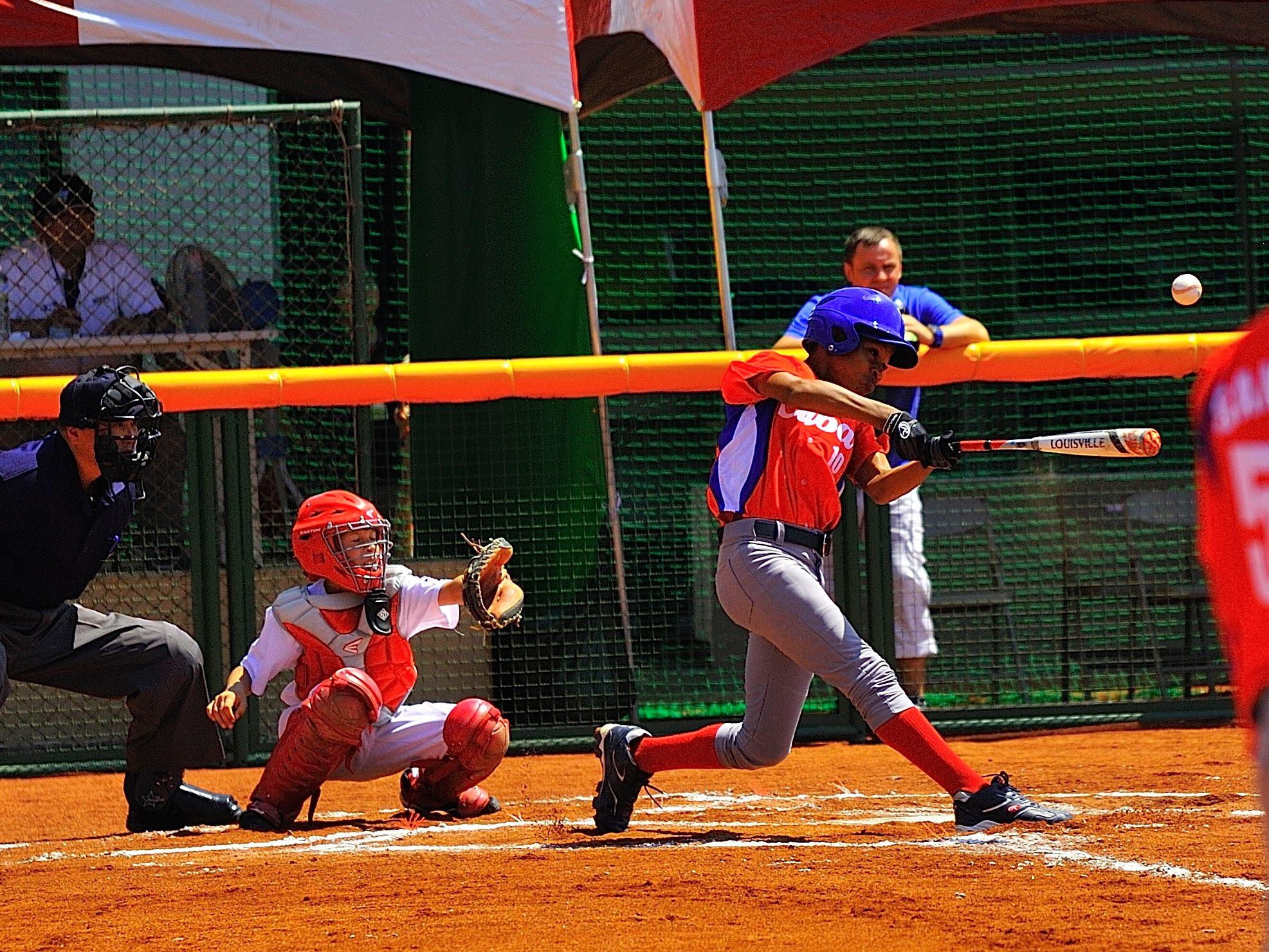 Equipo Cuba, Sub 12, Taipei de China