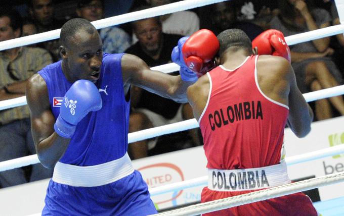 Erislandy Savón logra tercer título de Cuba en boxeo panamericano