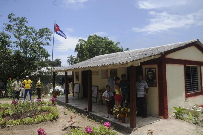 Alistan escuela primaria en zona rural de Granma para el venidero curso