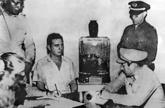 Fidel castro, Moncada