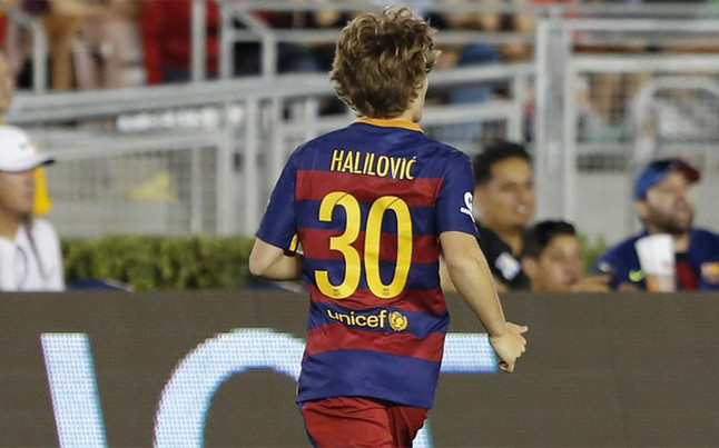 Everton y West Ham, dispuestos a pagar 6 millones por Halilovic