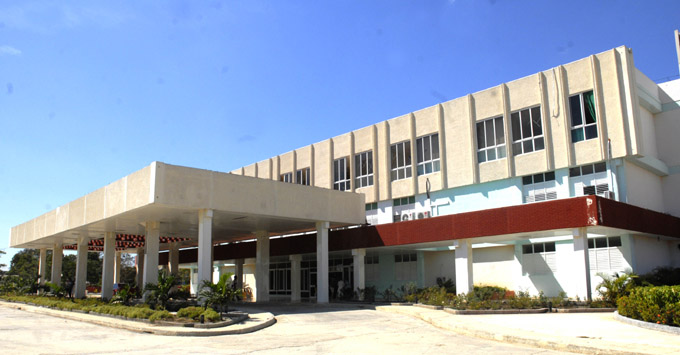 Hospital pediátrico, Bayamo