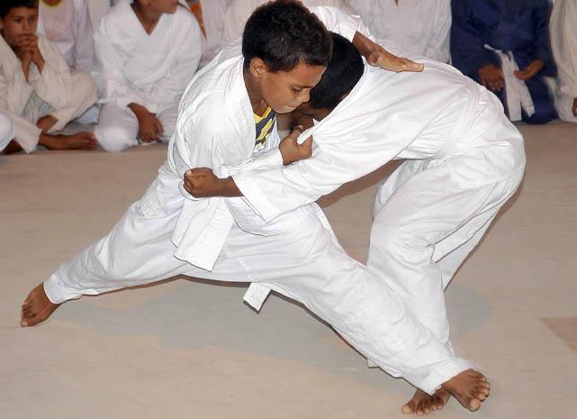 Judo, Campechuela, Granma