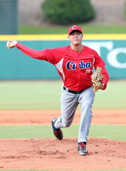 Cuba abre con victoria ante Colombia en el béisbol de los Juegos Panamericanos