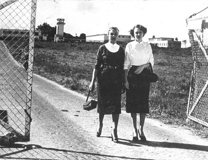 Melba y Haydée: unidas eternamente en la historia patria