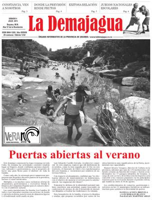 Edición Impresa del Semanario, 4 de julio 2015