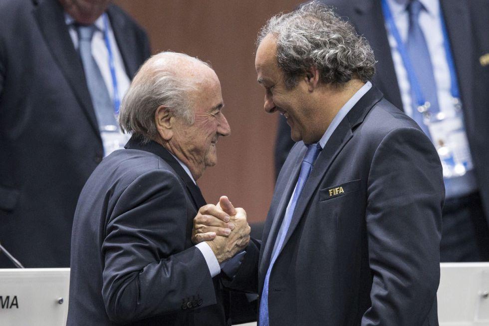 Oficial: Michel Platini se presenta a la presidencia de la FIFA