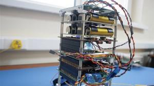 Primer nanosatélite dirigido a través de un celular