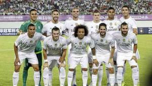 Real Madrid Plantilla