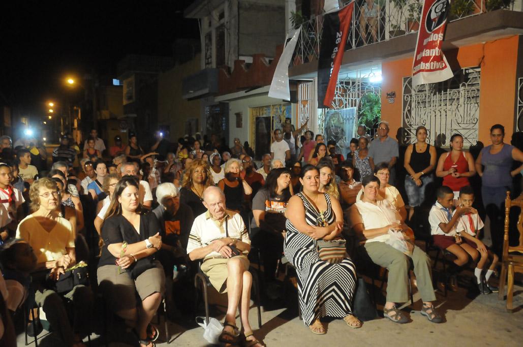 Intercambian pobladores de Cuba y Estados Unidos en Bayamo