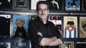 El director de cine Fernando Pérez.