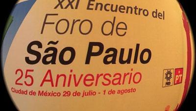 Alistan declaración final del XXI Encuentro del Foro de Sao Paulo