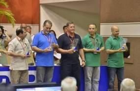 Llaman los Cinco Héroes cubanos a mantener la unidad eterna