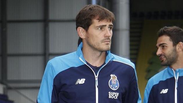 """Casillas: """"El cariño de la afición es el mayor de los premios"""""""