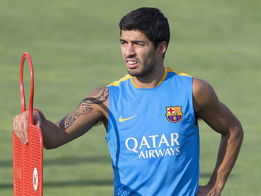 """Luis Suárez: """"Las críticas a Messi son intentendibles y uno sufre"""""""