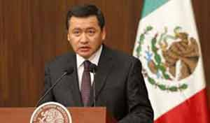 México tras la pista de El Chapo, asevera secretario Gobernación