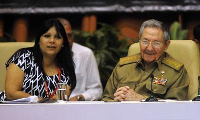 Preside Raúl apertura del X Congreso de la UJC