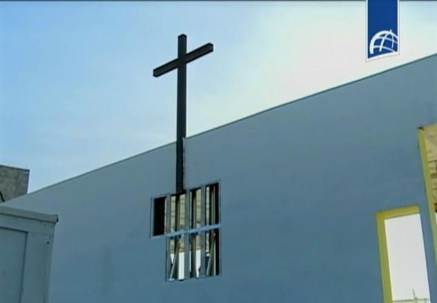 Casi listo el Altar en el que el Papa Francisco oficiará la Misa en La Habana (video)
