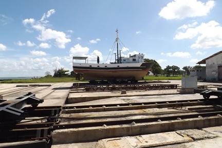 Astigolf proa de la pesca cubana
