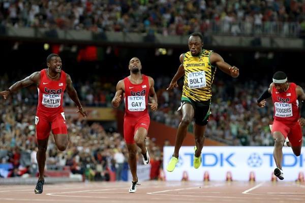 Mundial de atletismo Beijing 2015: Bolt ganó la batalla contra Gatlin