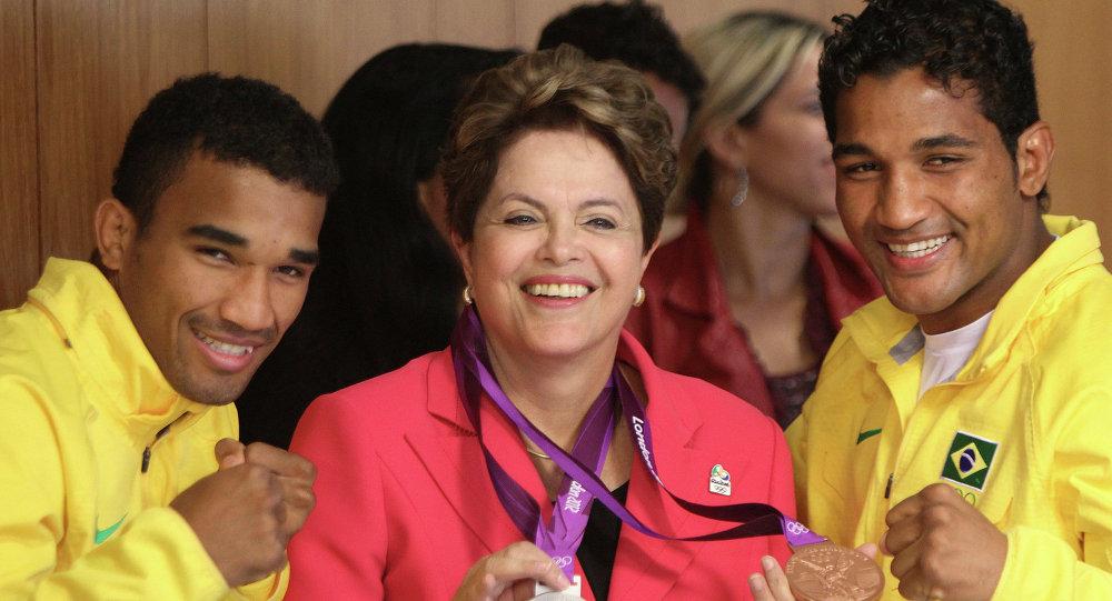 Brasil quiere estar entre los diez primeros del medallero de Río 2016