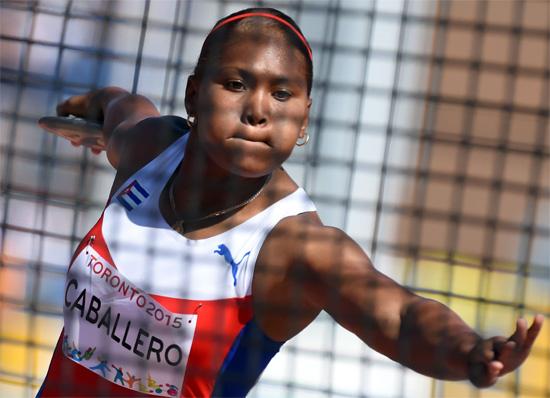 Mundial de atletismo Beijing 2015: oro de Denia Caballero que confirma tradición