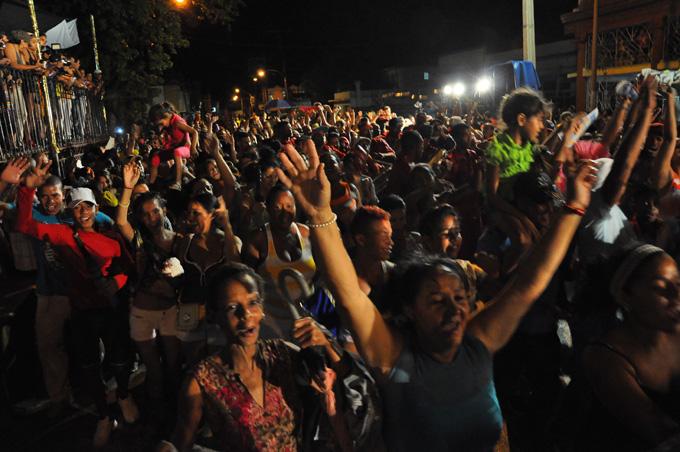 Se despide el Carnaval Bayamo 2015