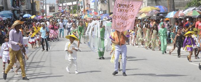 Cerró este domingo Carnaval infantil Bayamo 2015