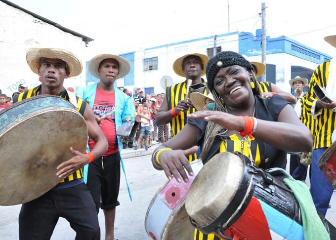 Carnaval Manzanillo, Cuba