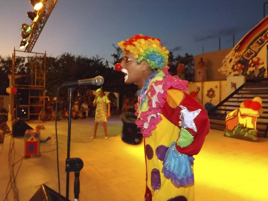 Inicia Carnaval Infantil Manzanillo 2015