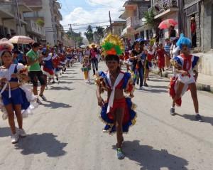 Carnaval infantil Manzanillo