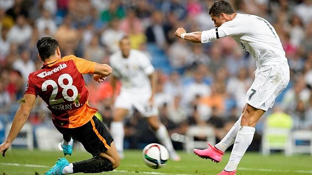 El Madrid, peleado con el gol