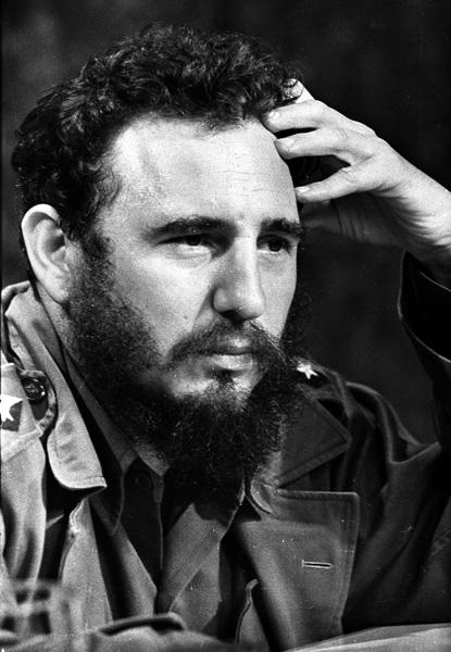 Desde hoy, 50 fotos de Fidel en el Memorial José Martí