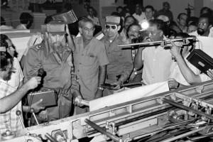 Fidel en el Periódico La Demajagua (3)