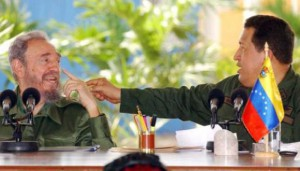 Fidel-y-Chávez