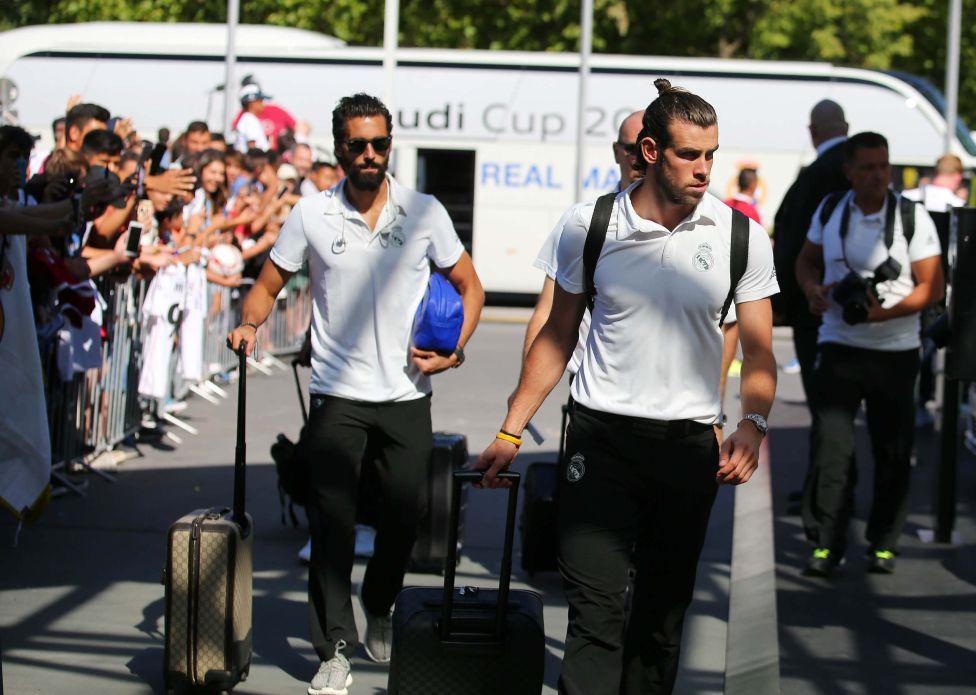 Llegó la hora de Gareth Bale