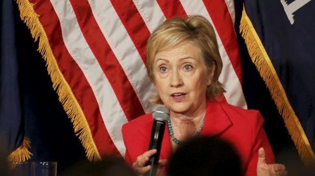Hillary Clinton pide en Miami levantamiento del bloqueo a Cuba